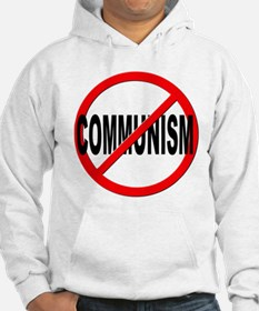 Anti / No Communism Hoodie Sweatshirt