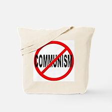 Anti / No Communism Tote Bag