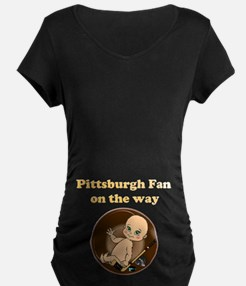 Pittsburgh Fan on the way T-Shirt