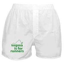 VA is for runners Boxer Shorts