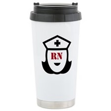 Registered Nurse (RN) Travel Mug