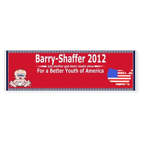 Barry Shaffer 2012