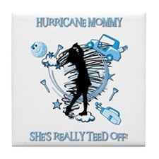 HuRRiCaNe MoMMy Tile Coaster