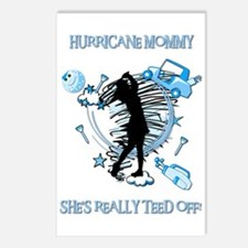 HuRRiCaNe MoMMy Postcards (Package of 8)