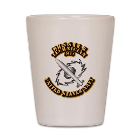 Navy - Rate - MT Shot Glass