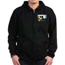 Jimmy the Hamster Zip Hoodie