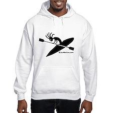Kokopelli Kayaker Hoodie