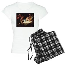 Christ in the Manger Pajamas