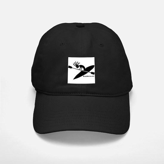 Kokopelli Kayaker Baseball Hat