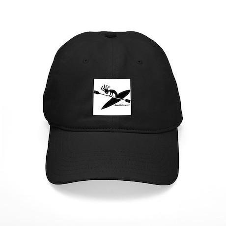 Kokopelli Kayaker Black Cap