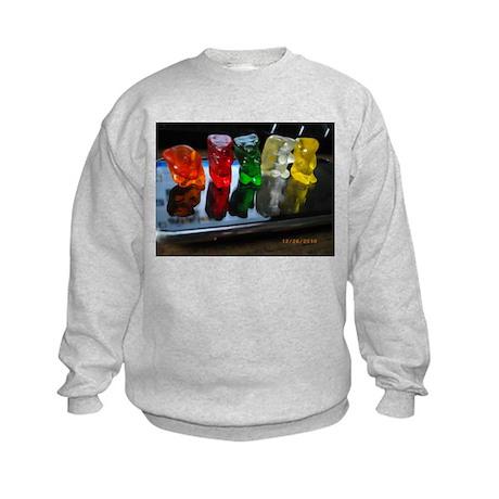 Gummy Bear Friends Kids Sweatshirt
