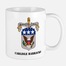 Carlisle Barracks with Text Mug