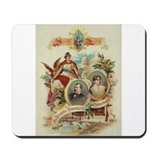 1888 National Democratic Convention Mousepad