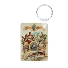 1888 National Democratic Convention Keychains