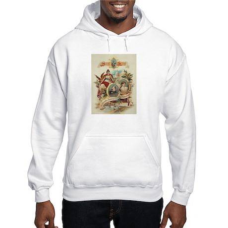 1888 National Democratic Convention Hooded Sweatsh