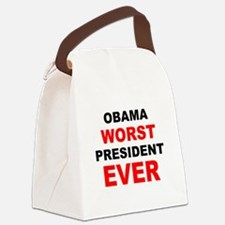 anti obama worst presdarkbumplL.png Canvas Lunch B