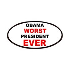 anti obama worst presdarkbumplL.png Patches