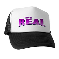 They're Real Trucker Hat
