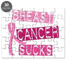 Breast Cancer Sucks 3 Puzzle