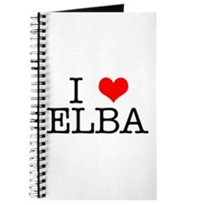 I Heart Elba Journal
