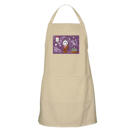 Beauty Parlor Accident Apron