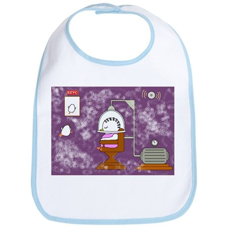 Beauty Parlor Accident Bib