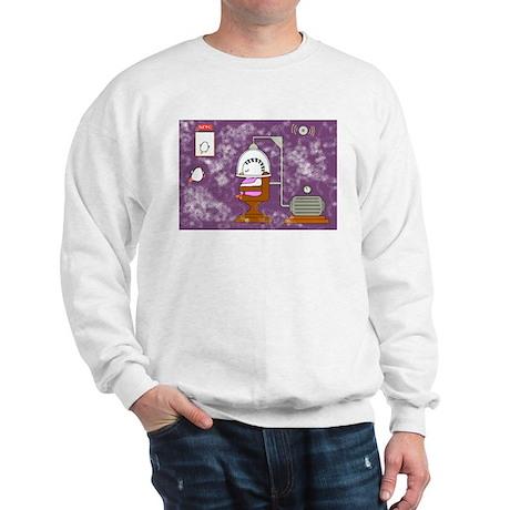 Beauty Parlor Accident Sweatshirt