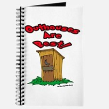 Funny Outhouse Journal