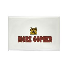 Unique Minnesota golden gophers men's Rectangle Magnet