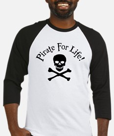 Pirate For Life Baseball Jersey