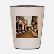 Calle de Habana Shot Glass