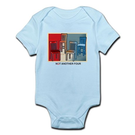 Not Another Four Infant Bodysuit