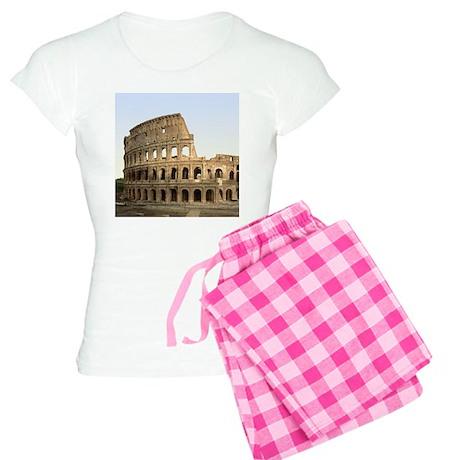 Vintage Colosseum Women's Light Pajamas