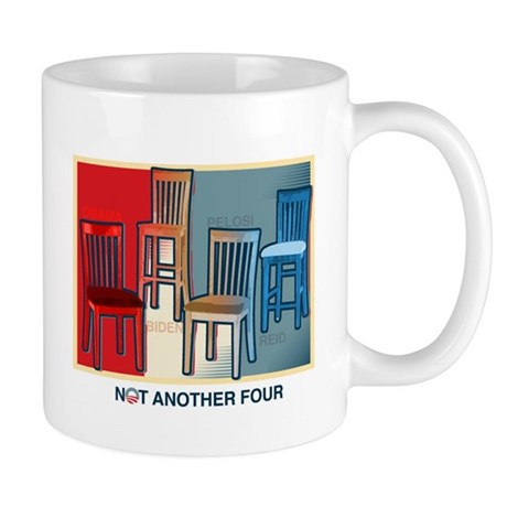 Not Another Four Mug
