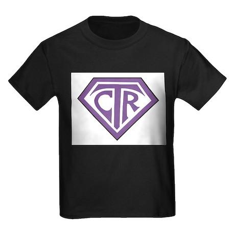 Royal CTR emblem Kids Dark T-Shirt