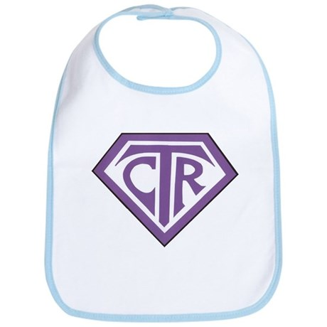 Royal CTR emblem Bib