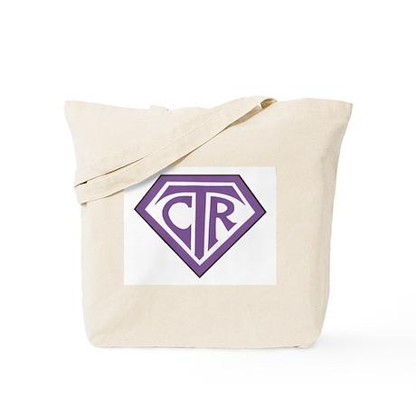 Royal CTR emblem Tote Bag
