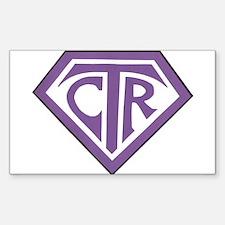 Royal CTR emblem Decal