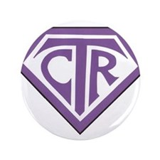 "Royal CTR emblem 3.5"" Button"