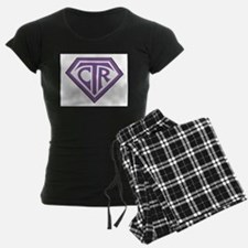 Royal CTR emblem Pajamas