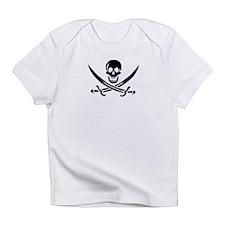 Calico Jack Flag Infant T-Shirt