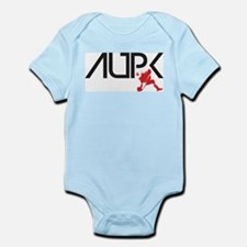 AUPK Logo Infant Bodysuit
