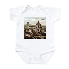 Vintage Florence Cathedral Infant Bodysuit
