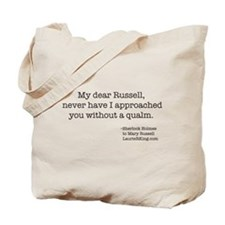 Qualm Tote Bag