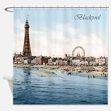 Blackpool Beach Bathroom Accessories Decor CafePress
