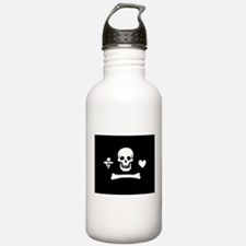 Stede Bonnet Flag Water Bottle