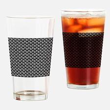 Stede Bonnet Flag Drinking Glass