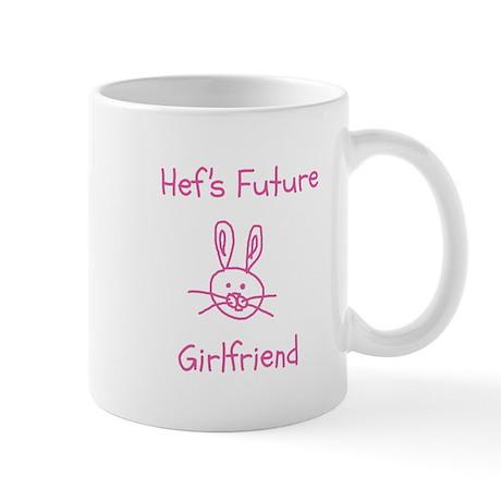Hef's Future Girlfriend Mug