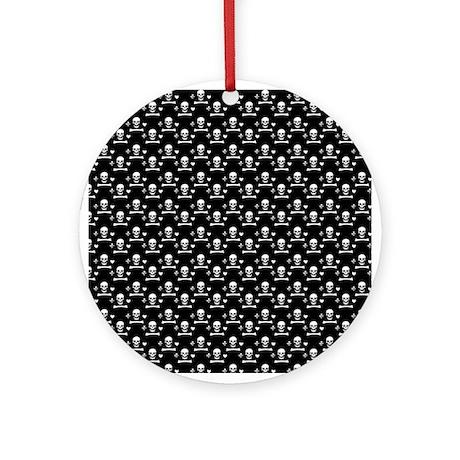 Stede Bonnet Flag Ornament (Round)