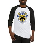 Yawkins Coat of Arms Baseball Jersey